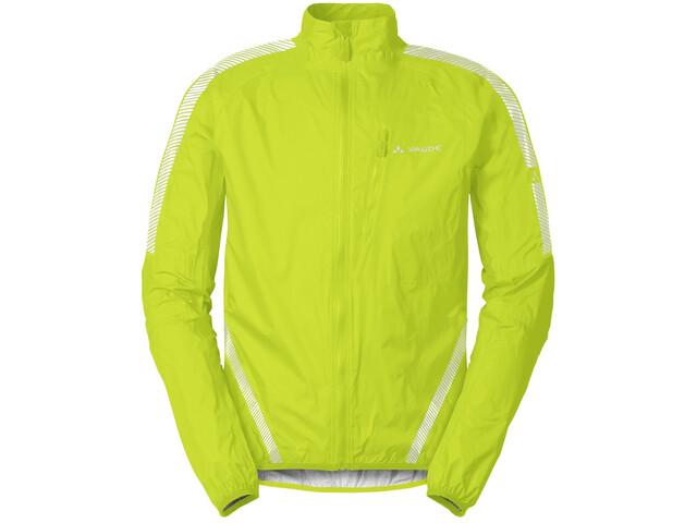VAUDE Luminum Performance Jacke Herren bright green